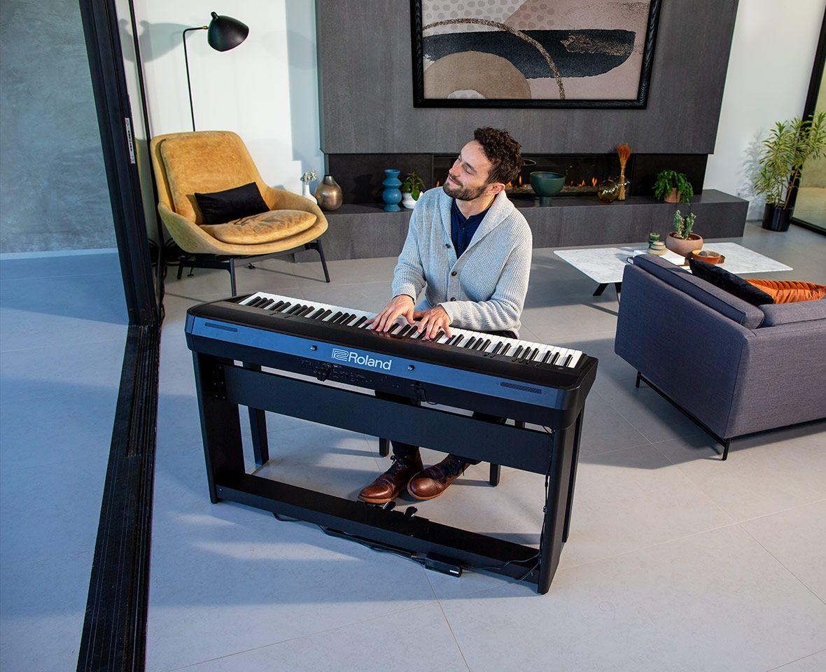 Piano Roland - trải nghiệm tuyệt đỉnh công nghệ số ảnh 1