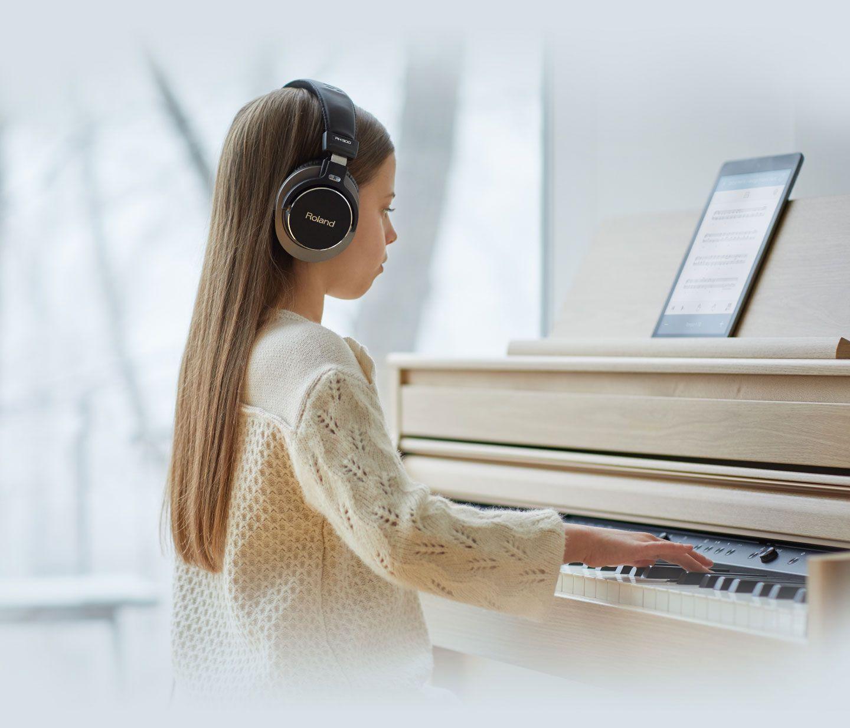 Piano Roland - trải nghiệm tuyệt đỉnh công nghệ số ảnh 3