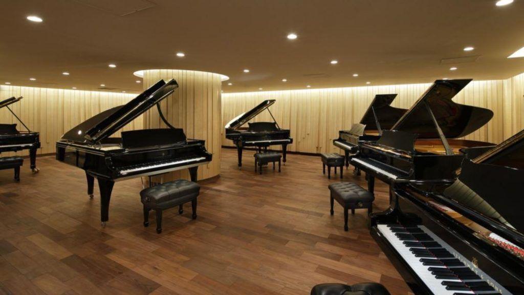 Tại sao âm thanh đàn piano ở nhà và showroom lại khác nhau ảnh 6