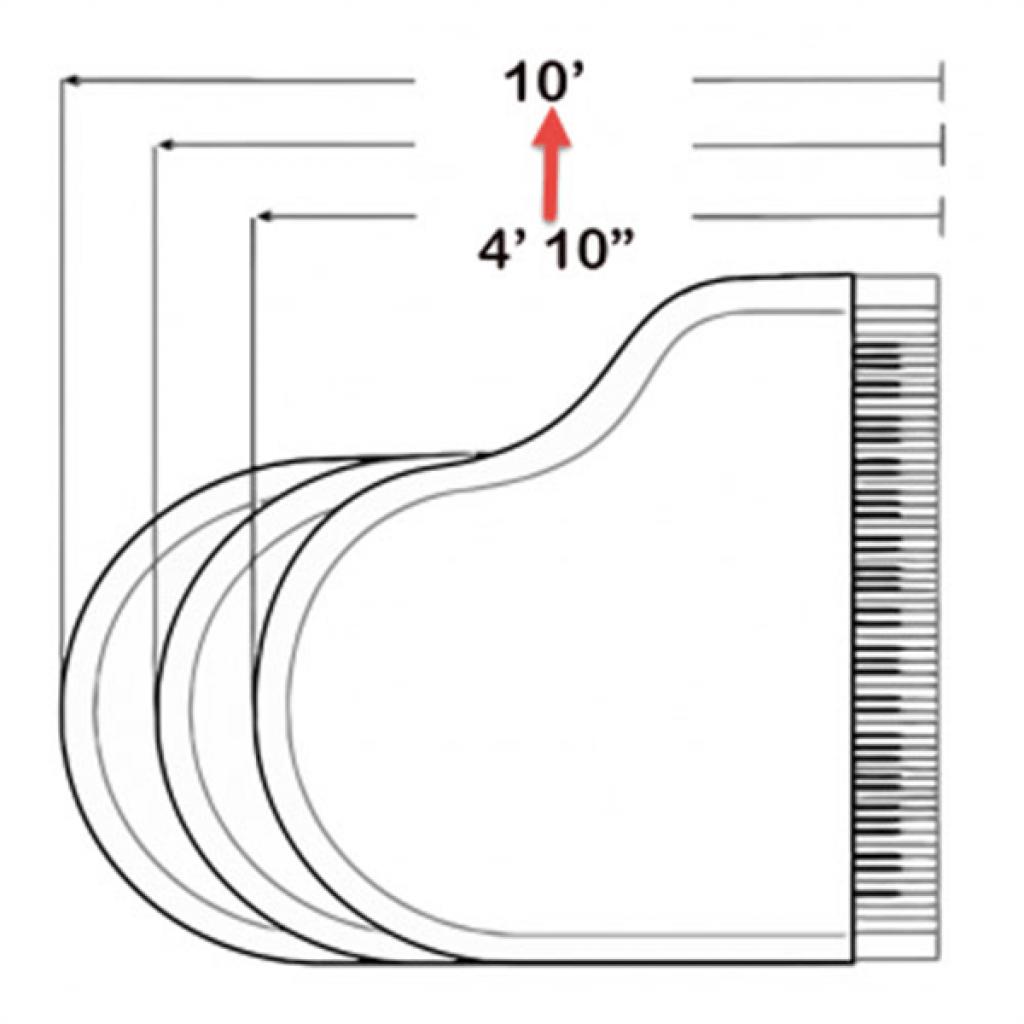 Tìm hiểu về kích thước đàn piano cơ ảnh 4