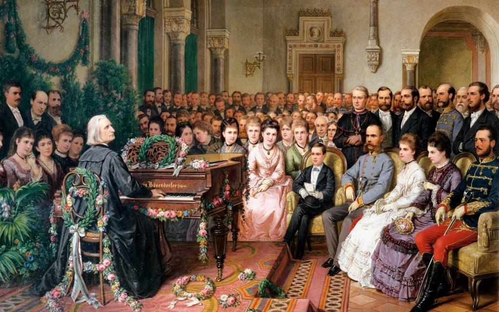 """Giải mã hội chứng Lisztomania - """"cơn sốt Liszt"""" ảnh 2"""