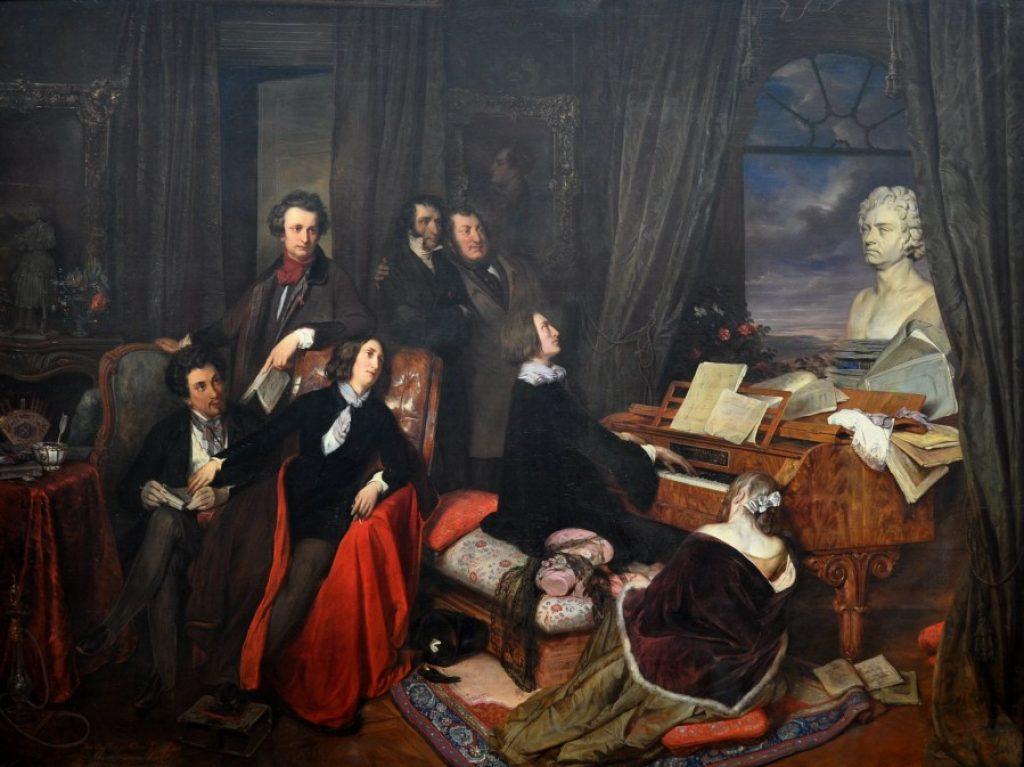 """Giải mã hội chứng Lisztomania - """"cơn sốt Liszt"""" ảnh 3"""