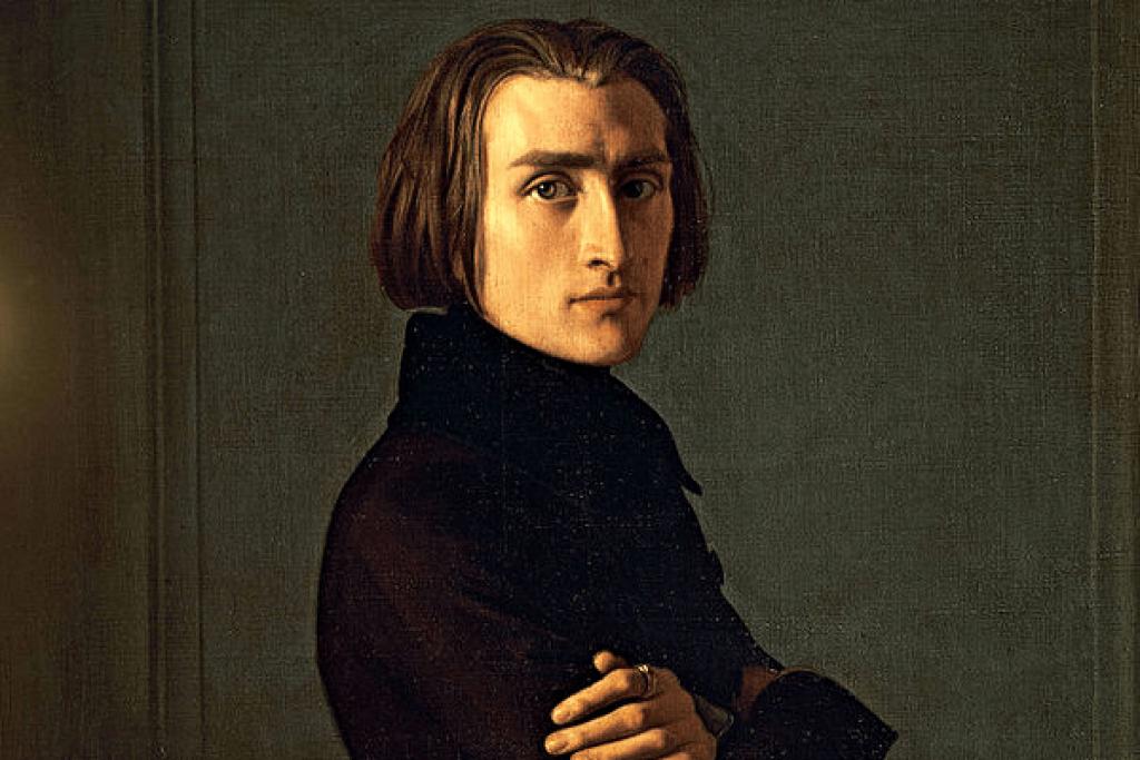 Một Liszt mà bạn chưa biết: Ông vua piano đa tình ảnh 1